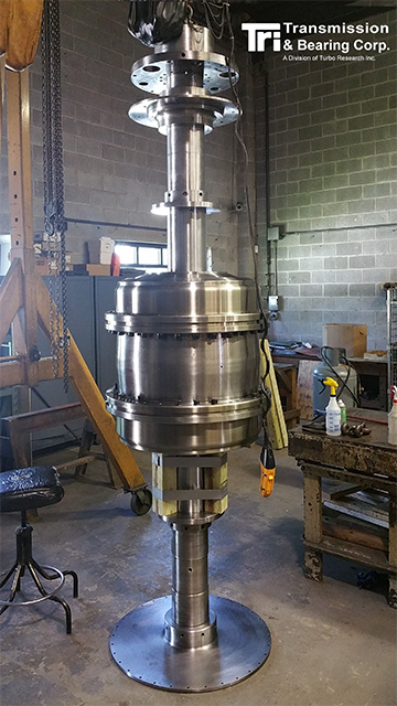 Size270DCFD Rot Element Assembly